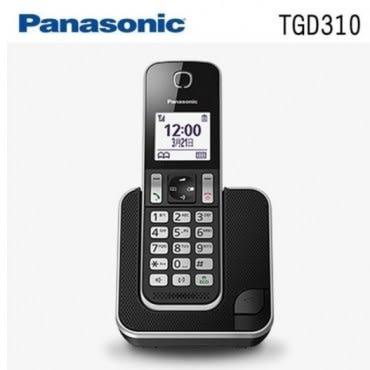 國際 Panasonic DECT數位式無線電話 KX-TGD310 / 中文
