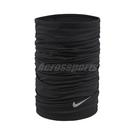 Nike 頸套 Running Dry Neck Wrap 黑 男女款 圍脖 跑步 【ACS】 NRA3500-1OS