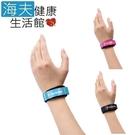 【海夫健康生活館】金勉 日本Daiya 可調式 運動 手腕保護帶 藍(D4181)