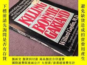 二手書博民逛書店The罕見Killing of Bonnie Garland (