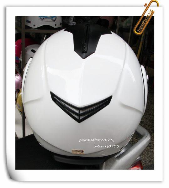 M2R安全帽,OX1,素色/白