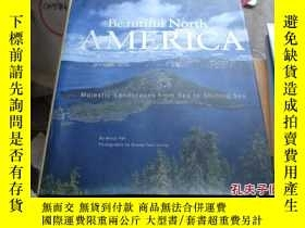 二手書博民逛書店BEAUTIFUL罕見NORTH AMERICA-MAJESTI