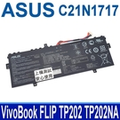 ASUS 華碩 C21N1717 原廠電池 VIVOBOOK FLIP TP202 TP202NA