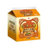統一滿漢大餐蔥燒牛肉麵*3入【愛買】