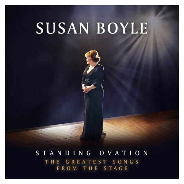 蘇珊波爾 星光喝采: 音樂劇禮讚專輯 CD Susan Boyle (音樂影片購)