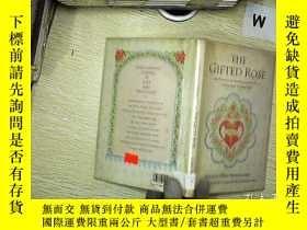 二手書博民逛書店THE罕見GIFTED ROSE 天才玫瑰 (20)Y203004