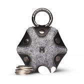 硬幣收納盒 零錢耳機鑰匙扣-背包掛件