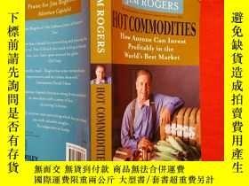 二手書博民逛書店Hot罕見Commodities熱門商品:人們如何投資於世界最佳