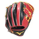 Mizuno Friendship [1ATGS50800] 壘球 手套 牛皮 工字型 內野 12吋 紅黑