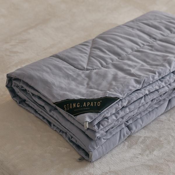 棉被 石墨烯溫感晚安被 【雙人款】冬季棉被 厚被 保暖被 翔仔居家