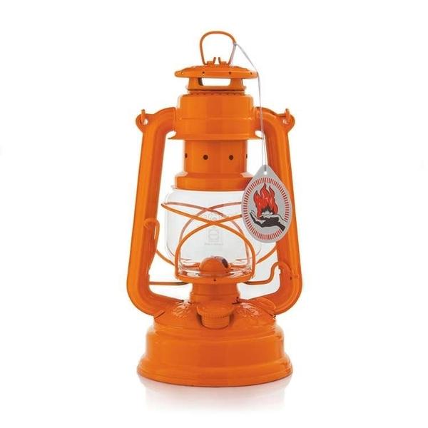 [好也戶外]FEUERHAND火手燈 Baby Special 276 古典煤油燈 粉臘橘(烤漆) No.276-2003