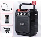 愛歌小蜜蜂擴音器教師教學專用無線麥克風導游叫賣地攤錄音機  星河光年