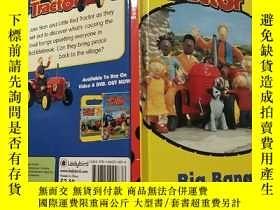 二手書博民逛書店little罕見red tractor:小紅拖拉機Y200392