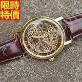 機械錶-經典休閒好搭男手錶3色5j74【巴黎精品】