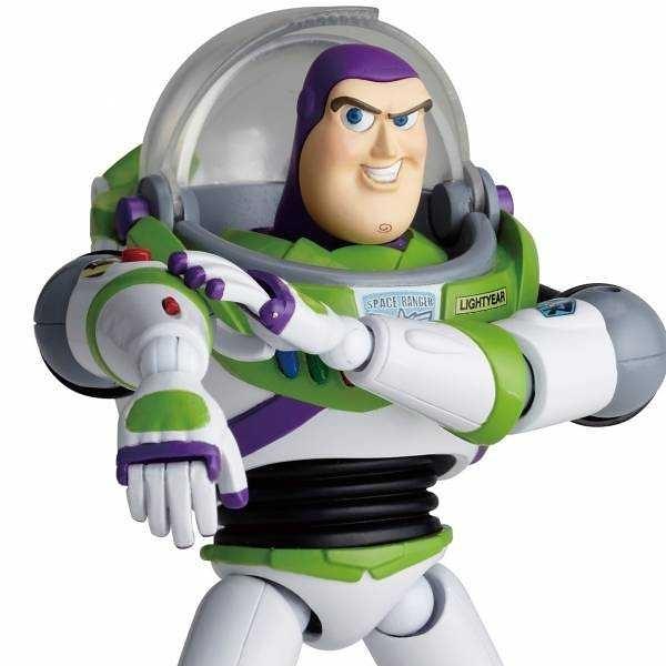 KAIYODO 海洋堂 山口遺產 迪士尼 玩具總動員 Buzz Lightyear 巴斯光年