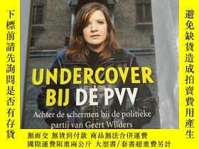 二手書博民逛書店UNDERCOVER罕見BU DE PVV(具體看圖)Y6856