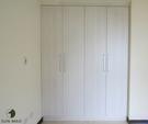 台中系統家具/台中系統傢俱/台中系統櫃/台中室內裝潢/系統家具推薦/系統家具價格/開門衣櫃-A10049