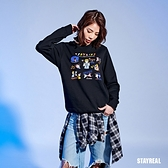 STAYREAL STAY LIVE 應援厚棉T