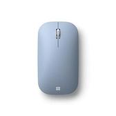 【綠蔭-免運】微軟 時尚行動滑鼠(粉彩藍) (KTF-00036)