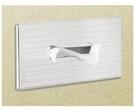【 麗室衛浴】美國 KOHLER Toobi 不銹鋼 崁入式面紙盒 衛生紙盒 K-15467T-S