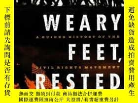 二手書博民逛書店Weary罕見Feet, Rested Souls: A Gui