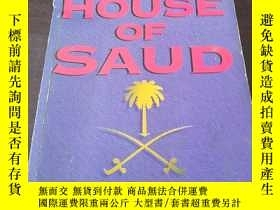 二手書博民逛書店THE罕見HOUSE OF SAUDY271942 SAID K