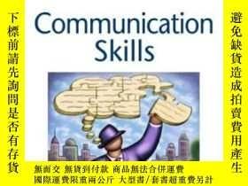 二手書博民逛書店Communication罕見Skills (career Skills Library)Y364682 Fa