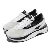 Puma 休閒鞋 Cruise Rider Wns 白 黑 小白鞋 女鞋 厚底 增高【ACS】 37486503