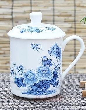 景德鎮大號陶瓷杯子NB020