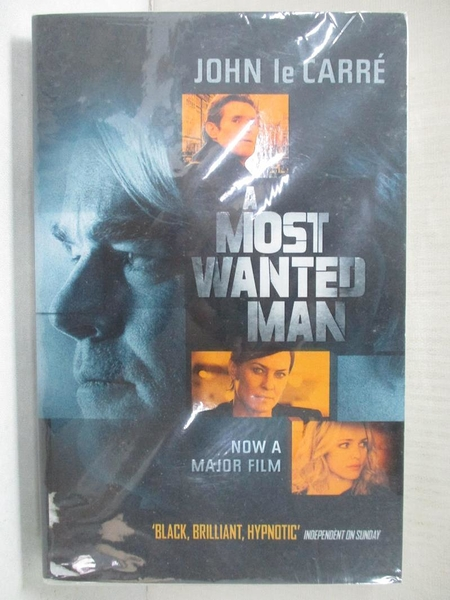【書寶二手書T1/原文小說_AL4】A Most Wanted Man_John Le Carr?