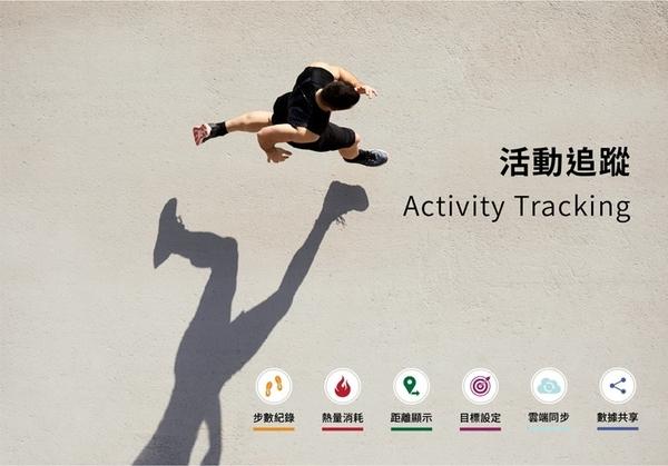 GOLiFE Care Xu 觸控螢幕 智慧全彩悠遊心率手環