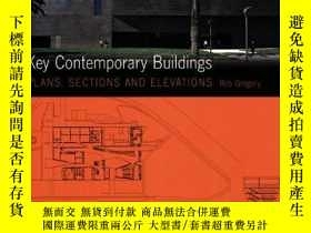 二手書博民逛書店Key罕見Contemporary BuildingsY255562 Rob Gregory Laurence