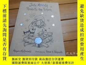 二手書博民逛書店Judy罕見Moody Predicts the Future