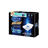 日本Silcot絲花 潤澤化妝棉40片/盒 嚕嚕米限定款