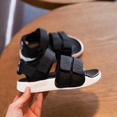 【年終】全館大促男童涼鞋新款正韓防滑魔術貼中大童兒童涼鞋女寶寶沙灘鞋