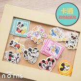 【卡通彩色貼紙包 米奇】Norns 米老鼠 迪士尼 Mickey 拍立得 行事曆 裝飾貼紙