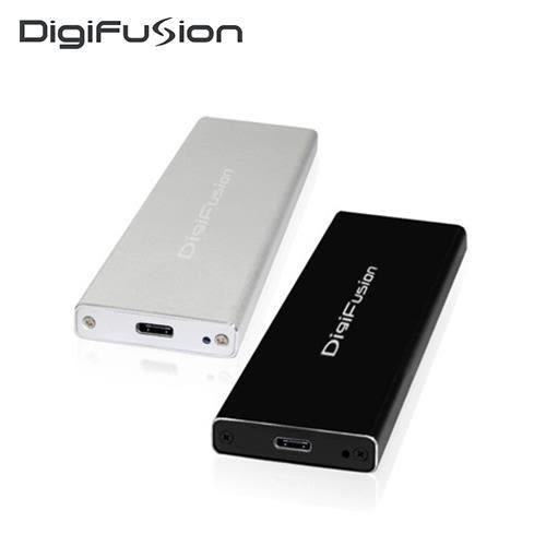 伽利略 M.2(NGFF) Type-C SSD to USB3.0 (銀)