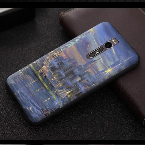 [ZE551ML 硬殼] ASUS 華碩 ZenFone 2 Deluxe (5.5吋) ZE550ML Z00AD Z008D 手機殼 外殼 自由女神