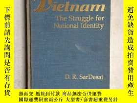 二手書博民逛書店VIETNAM:罕見THE STRUGGLE FOR NATIO
