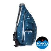 【KAVU】Rope Sling 休閒斜肩 背包『衝浪季節』944-579露營.斜背包.後背包.雙肩包.側背包