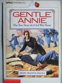 【書寶二手書T6/原文小說_OTD】Gentle Annie_Mary Francis Shura