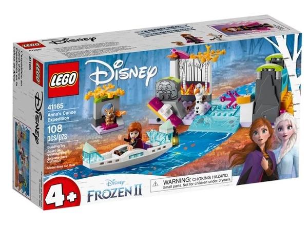 LEGO 樂高 迪士尼系列 Anna's Canoe Expedition 41165
