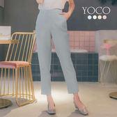 東京著衣【YOCO】經典百搭多色修身老爺西裝褲-S.M.L(180443)
