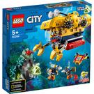 樂高積木 LEGO《 LT60264 》City 城市系列 - 海洋探索潛水艇 / JOYBUS玩具百貨