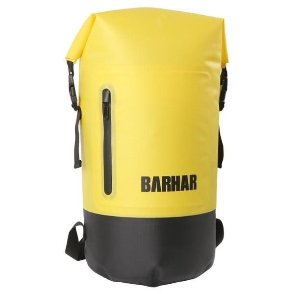 【南紡購物中心】巴哈 BARHAR 探洞防水包20升黃色