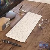 有線鍵盤筆記本臺式機電腦外接超薄usb家用辦公【英賽德3C數碼館】