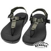 【BEDROCK】CAIRN 3D PRO II 越野運動夾腳涼鞋『炭灰』CAIRN3DP 戶外.旅遊.健行.水陸鞋.綁帶涼鞋