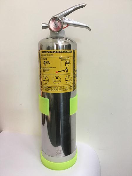 【 現貨 】3 型HFC-227ea 潔淨氣體滅火器 白鐵 不鏽鋼 滅火器-車用