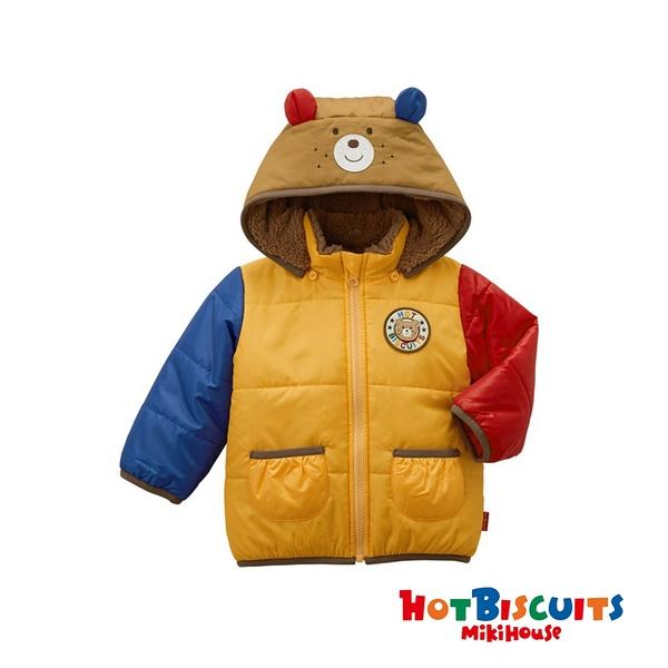 HOT BISCUITS 餅乾熊造型鋪棉保暖外套