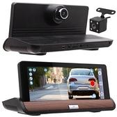 【免運+3期零利率】全新 RV21XW 6.8吋中控台行車記錄器 1080P 觸控螢幕 前後錄影 廣角140度